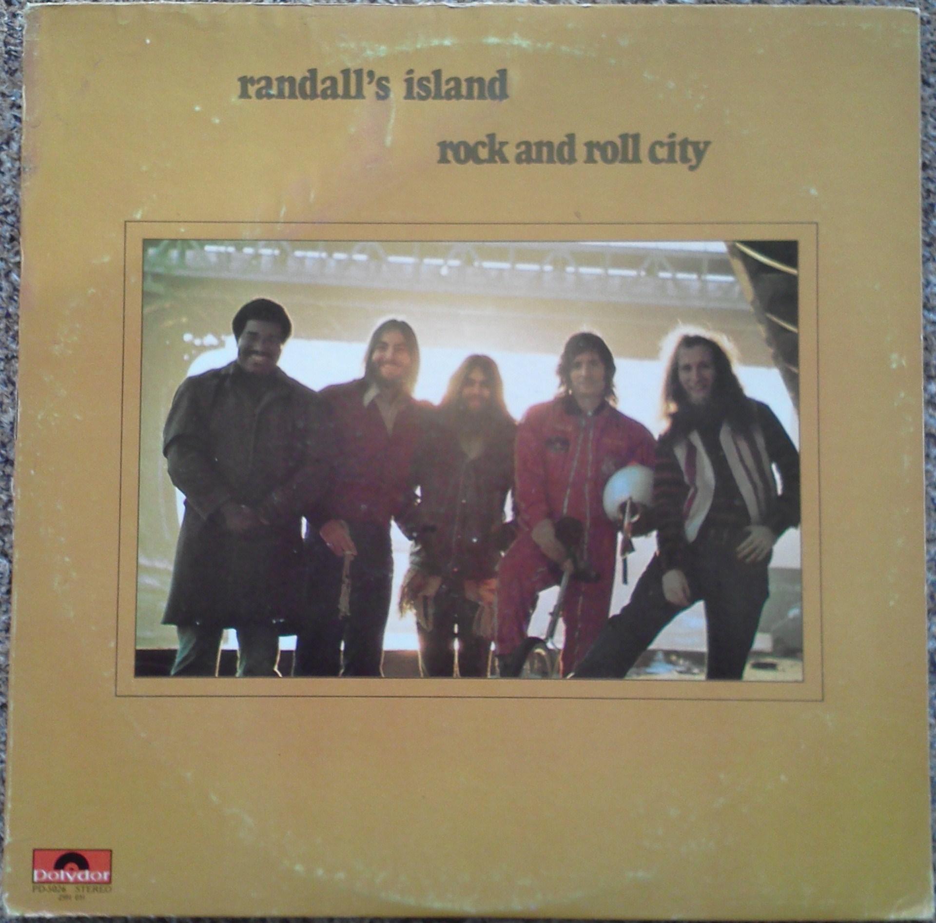 Elliott Randell - Rock 'n' Roll City (1973)